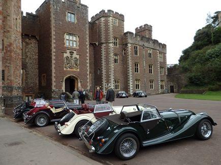 Castle Line-up.