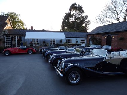 Morgans at The Manor.
