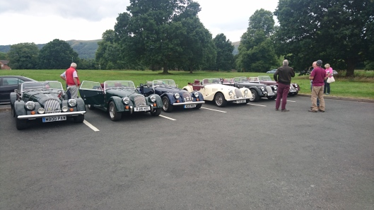 Morgan Motor Car Factory Trip 21-07-16 ~4